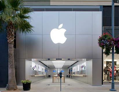 Apple Store, Bay Street
