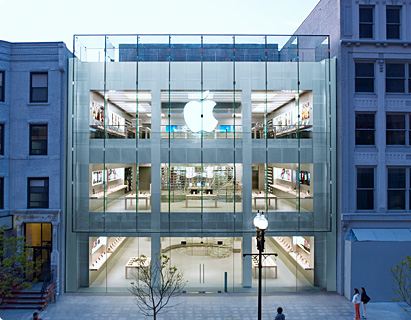 Apple Store, Boylston Street
