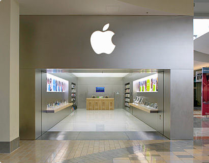 Apple Store, Oakridge