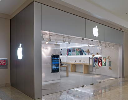 Apple Store, Rosedale Center
