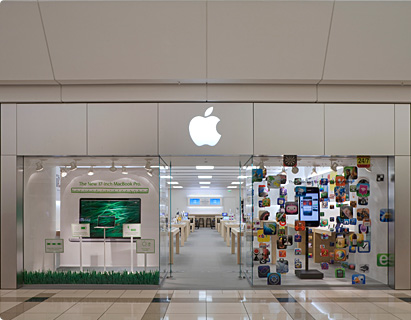 Apple Store, Woodland